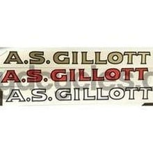 GILLOTT D/T in block.-H Lloyd Cycles