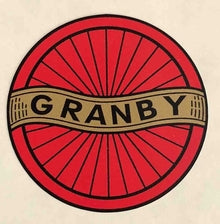 Granby Circular Decal-H Lloyd Cycles