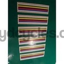 H Lloyd Cycles world champion stripes/bands. VERY fine material. Buy more & save-H Lloyd Cycles