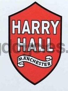 Harry Hall Crest-H Lloyd Cycles