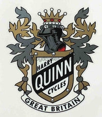 HARRY QUINN Crest Great Britain-H Lloyd Cycles
