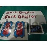 "JACK TAYLOR ""Gothic"" decal set inc 531.-H Lloyd Cycles"