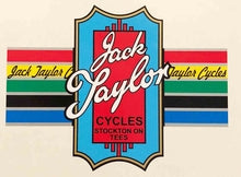 Jack Taylor Gothic head with bands-H Lloyd Cycles