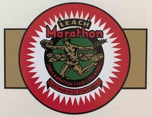 Leach Marathon Seat Tube Decal-H Lloyd Cycles