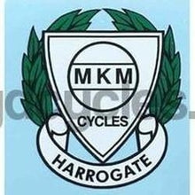 MKM head/seat decal.-H Lloyd Cycles