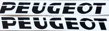 PEUGEOT downtube decal.-H Lloyd Cycles