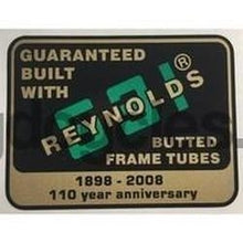 Reynolds 110th Anniversary-H Lloyd Cycles