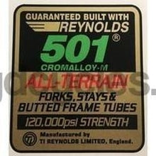 Reynolds 501 AW 82-89-H Lloyd Cycles