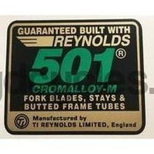 Reynolds 501 CA82-89-H Lloyd Cycles
