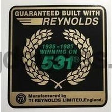Reynolds 531 50th-H Lloyd Cycles