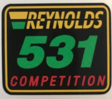 Reynolds 531 89+ Competition-H Lloyd Cycles