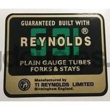 Reynolds 531 AH 77-82-H Lloyd Cycles