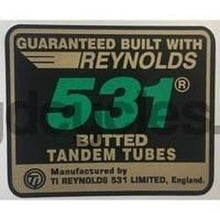 Reynolds 531 BA82-89-H Lloyd Cycles