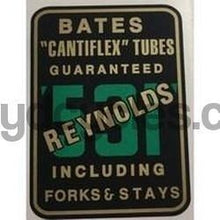 Reynolds 531 Bates-H Lloyd Cycles