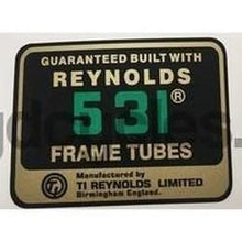 Reynolds 531 BX 77-82-H Lloyd Cycles