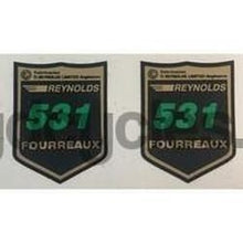 Reynolds 531 V82-89 Pair FRENCH-H Lloyd Cycles