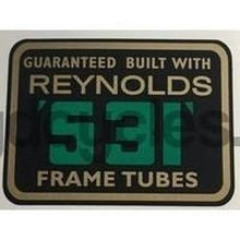 Reynolds 531BP45-53-H Lloyd Cycles