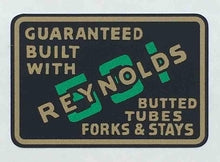 Reynolds 531D52-73-H Lloyd Cycles