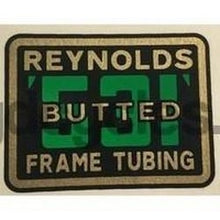 Reynolds 531P48-53-H Lloyd Cycles