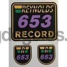Reynolds 653 Record 91+-H Lloyd Cycles