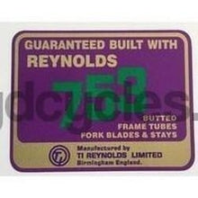 Reynolds 753 BC77-82-H Lloyd Cycles