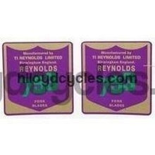 Reynolds 753 BD77-82 Pair-H Lloyd Cycles