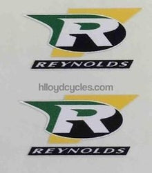 Reynolds Fork Decal-H Lloyd Cycles