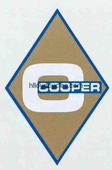 Ron Cooper head/seat crest.-H Lloyd Cycles