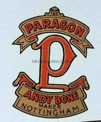 The Paragon Crest-H Lloyd Cycles