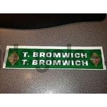 TOM BROMWICH decal set.-H Lloyd Cycles