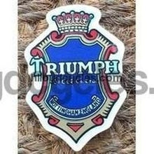 Triumph Crest Nottingham-H Lloyd Cycles