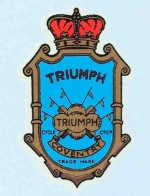 TRIUMPH head transfer.-H Lloyd Cycles