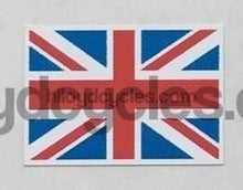 Union Jack 20mmx15mm Miscellaneous-H Lloyd Cycles