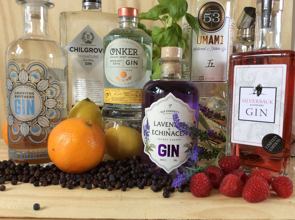 Caviste Launches Gin School