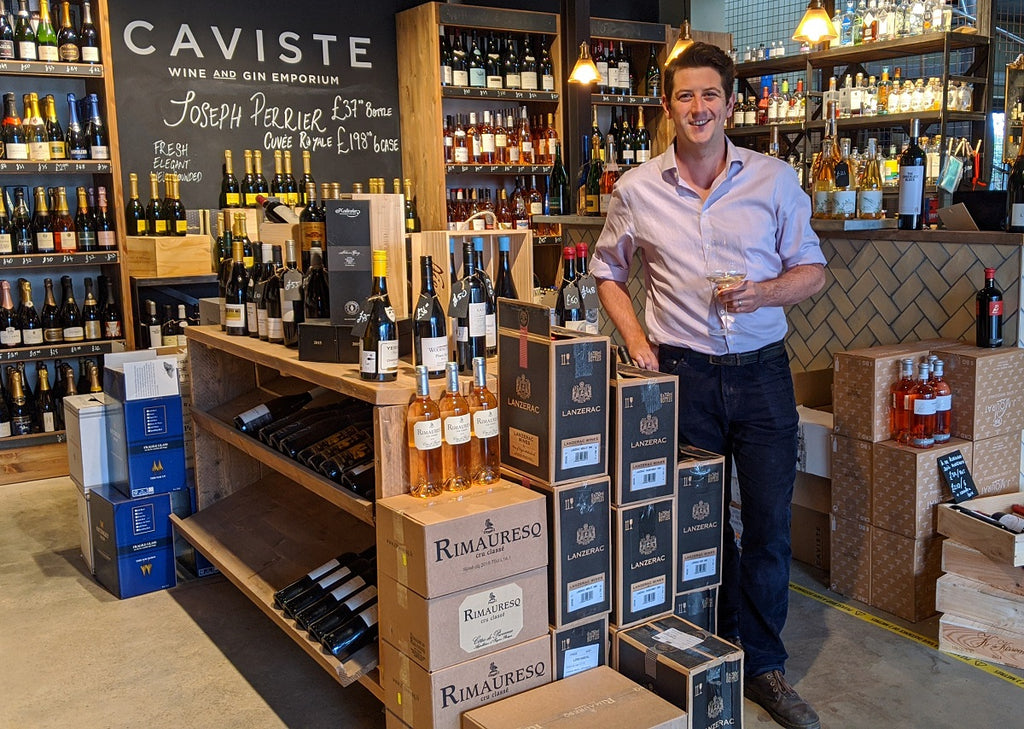 INTRODUCING THOM - MANAGER AT CAVISTE NEWLYNS