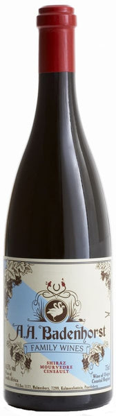 2014 A A Badenhorst Family Red Blend - Caviste