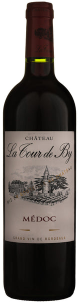 2012 Château La Tour de By, Médoc HALF BOTTLE