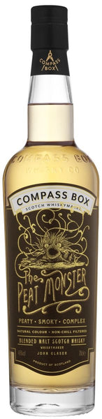 NV Compass Box Peat Monster - Caviste