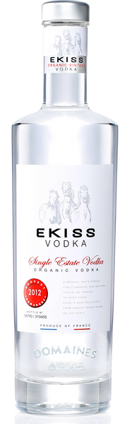 Ekiss Single Estate Vodka
