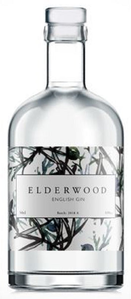Elderwood Gin - Caviste