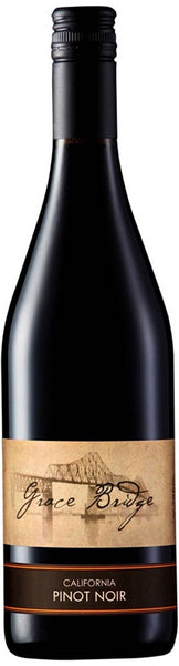 2018 Grace Bridge Pinot Noir, USA