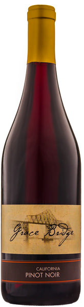 2016 Grace Bridge Pinot Noir, USA - Caviste