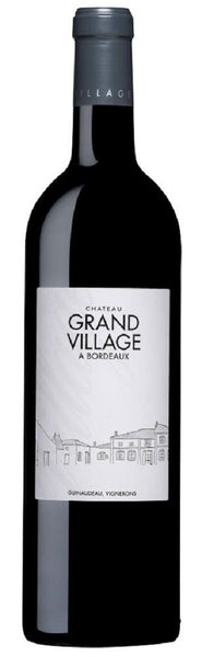 2014 Grand Village Bordeaux Superior - Caviste