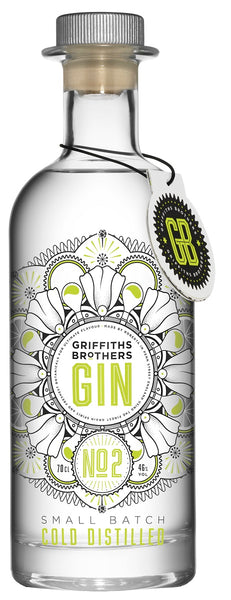 Griffiths Brothers Gin No.2 - Caviste