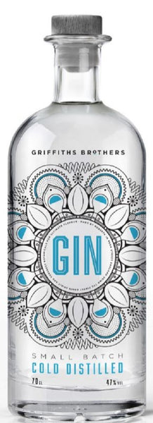Griffiths Brothers Gin - Caviste