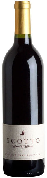 2014 Scotto Vineyards Zinfandel, Lodi - Caviste