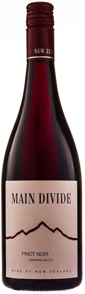2013 Main Divide Pinot Noir