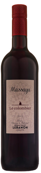 2014 Massaya Le Colombier Red