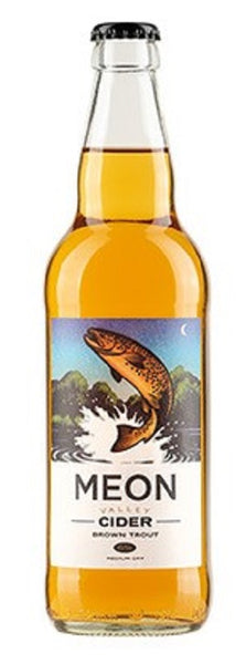 Meon Valley Brown Trout Medium Dry Cider - Caviste