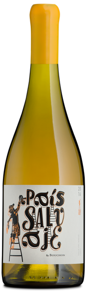 2018 Bouchon Family Wines Pais Salvaje Blanco, Chile